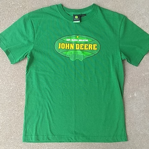 John Deere Other - Boys John Deere shirt tshirt